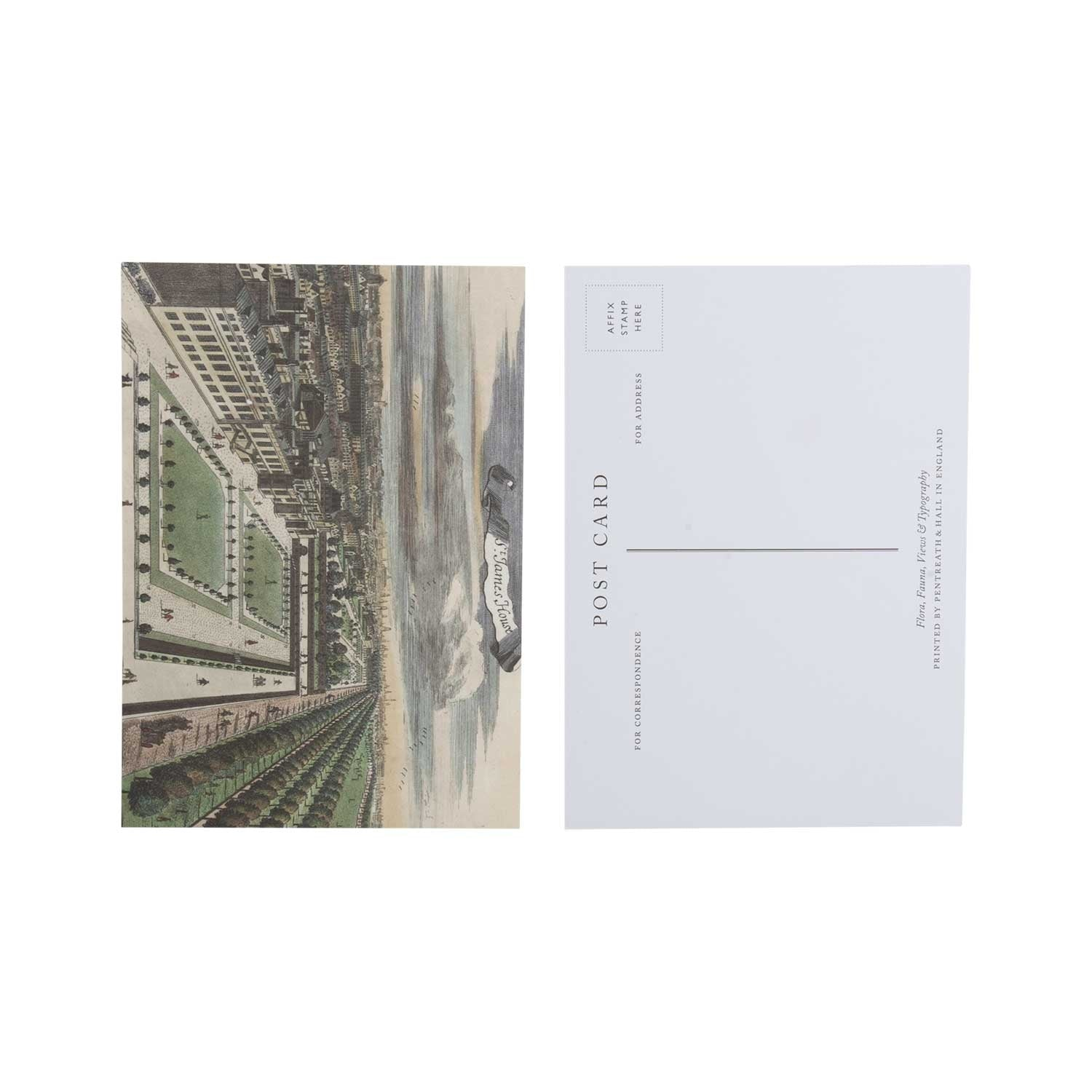 St. James House - pack of 10 postcards
