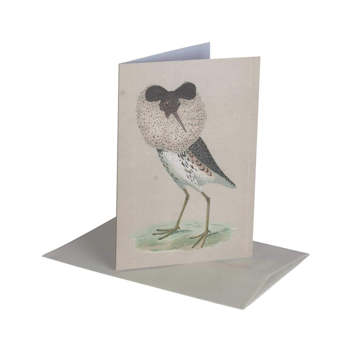 Ruff - greeting card