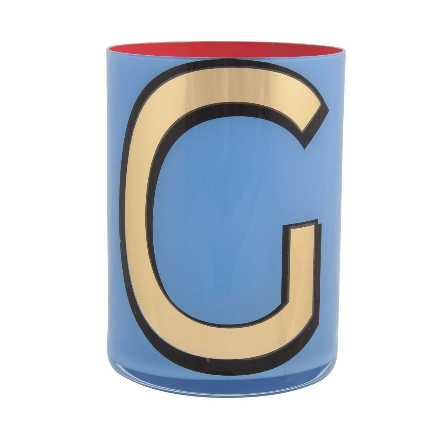 Alphabet Brush Pot - G