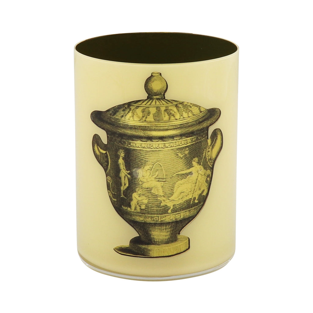 Ancient Urn Picture Brush Pot