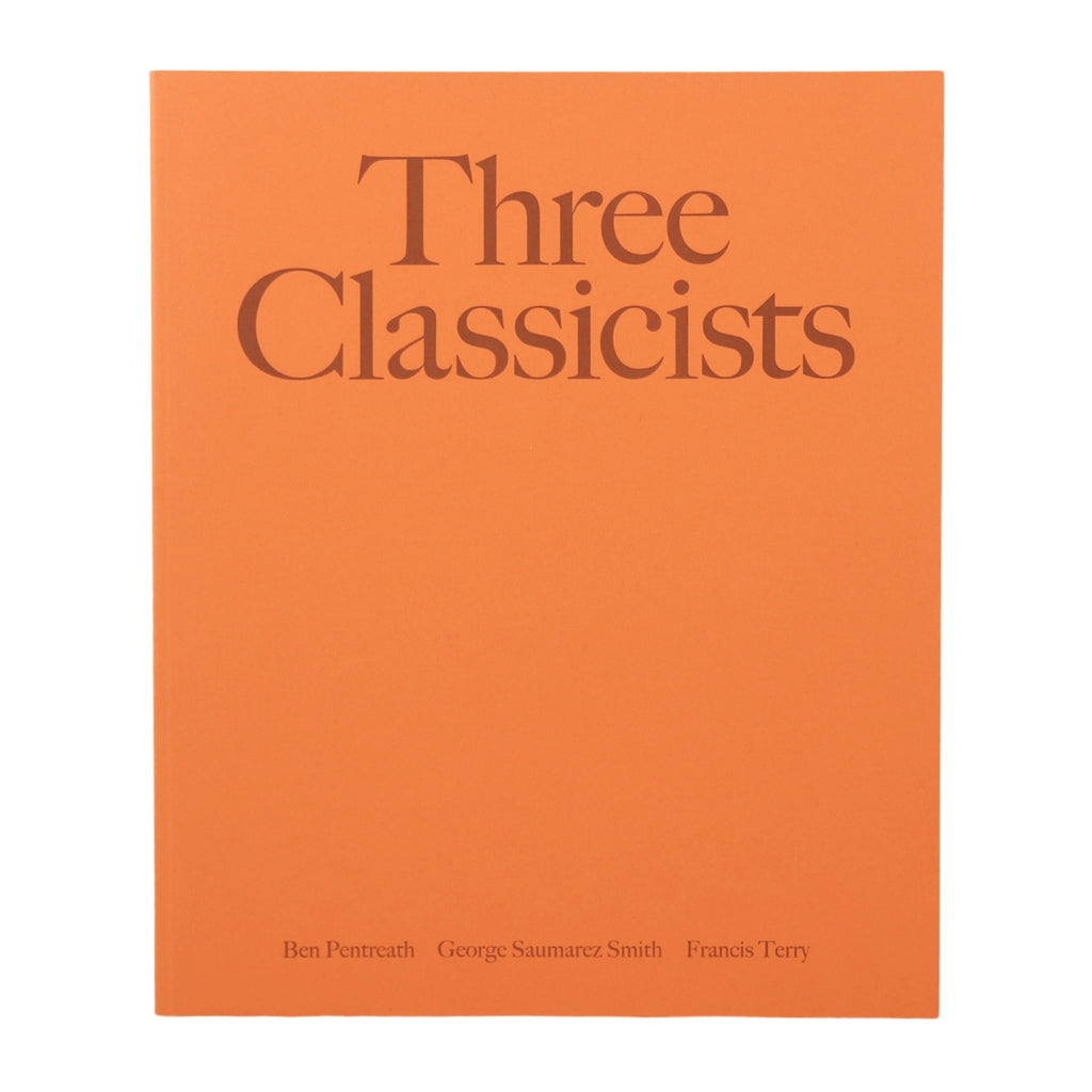 Three Classicists
