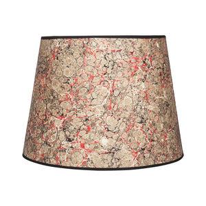 "Stone Marble  - 16"" Lampshade"