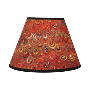 "19th C German  - 10"" Lampshade"