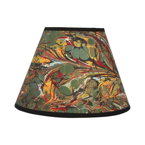 "Double Marbled  - 10"" Lampshade"