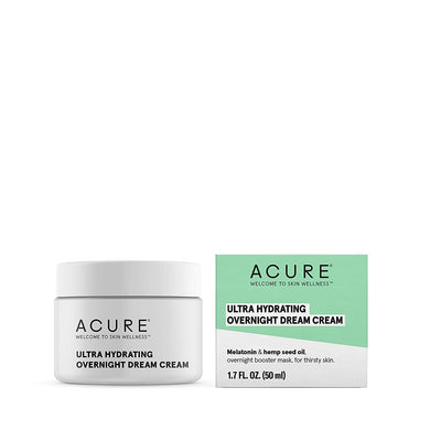 Acure - Ultra Hydrating Overnight Dream Cream