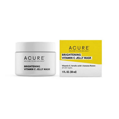 Acure - Brightening Vitamin C Jelly Mask
