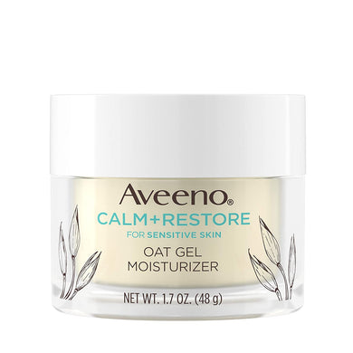 Aveeno - Calm and Restore Oat Gel Moisturizer - Unscented