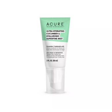 Acure - Ultra Hydrating Cucumber Superfine Mist