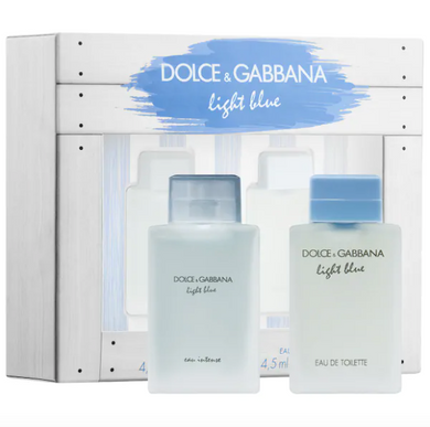 Dolce & Gabbana - Light Blue Mini Duo Set