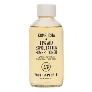 Youth To The People - Kombucha + 11% AHA Exfoliation Toner with Lactic Acid