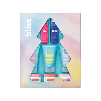 Bliss - Merry Blissmas Skincare Set - 8ct