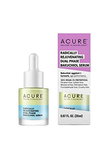 Acure - Radically Rejuvenating Dual Phase Bakuchiol Serum