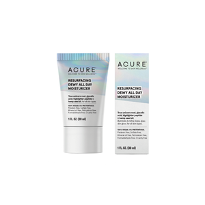 Acure - Resurfacing Dewy All Day Moisturizer