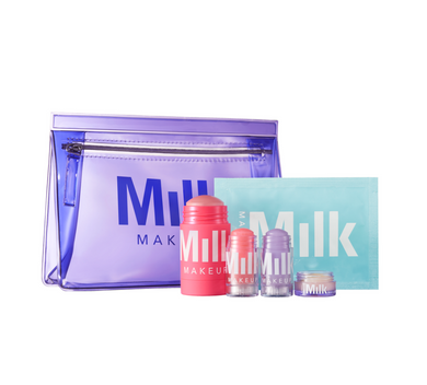 Milk - Day + Night Serum and Mask Face Set
