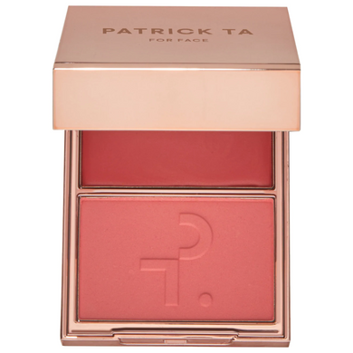 Patrick TA - Major Beauty Headlines (Double-Take Crème & Powder Blush)