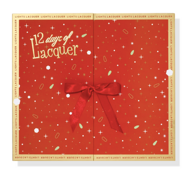 Lights Lacquer - 12 days of lacquer advent calendar