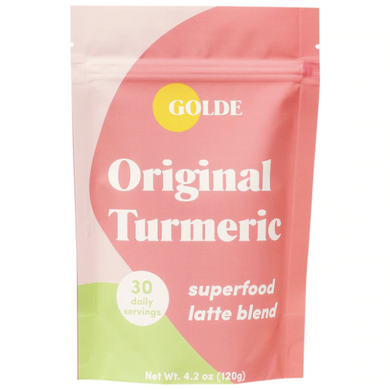Golde - Original Turmeric Latte Blend for skin glow + debloat