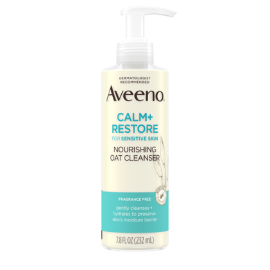 Aveeno - Calm and Restore Nourishing Oat Cleanser