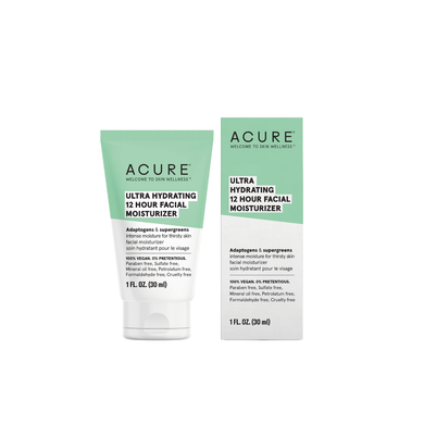 Acure - Ultra Hydrating 12 Hour Moisturizer