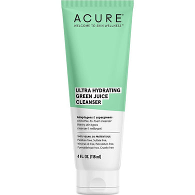 Acure - Ultra Hydrating Green Juice Cleanser
