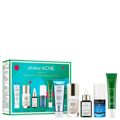 Sunday Riley - All About Acne Kit