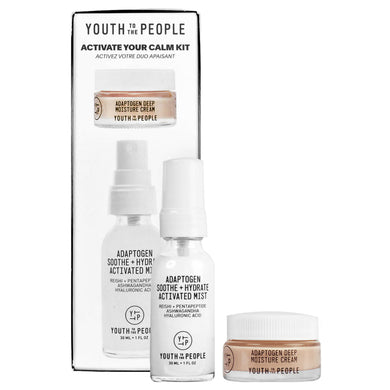 Youth To The People - Activate Your Calm Kit