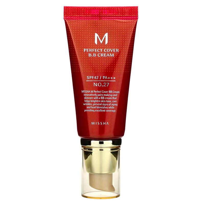 Missha - M Perfect Cover BB Cream SPF 42