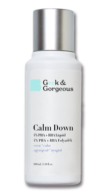 Geek & Gorgeous - Calm Down