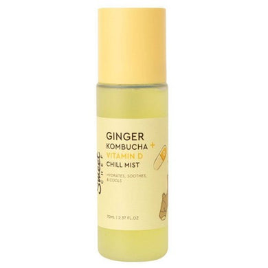 Sweet Chef - Ginger Kombucha Vitamin D Chill Mist