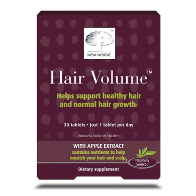 New Nordic - Hair Volume with Apple Extract