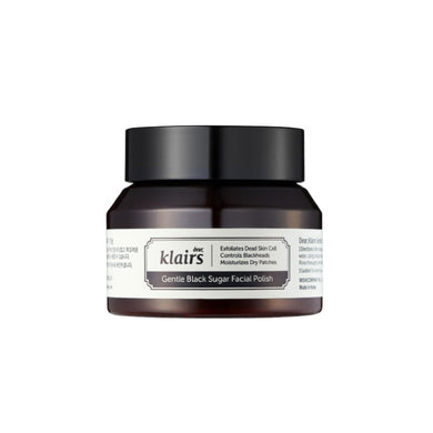 Klairs - Gentle Black Sugar Facial Polish