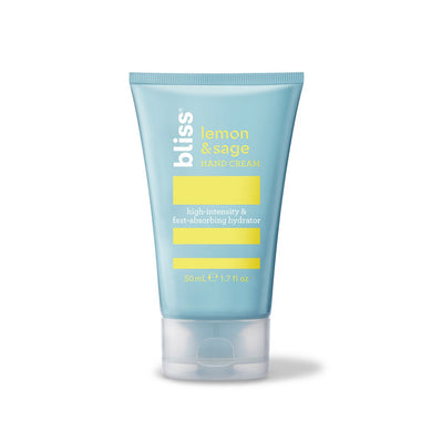 Bliss - Lemon & Sage Hand Cream
