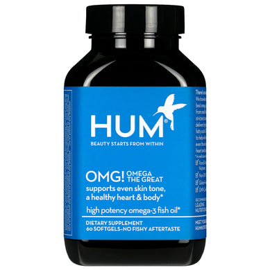 HUM - OMG! Omega The Great Fish Oil Supplement