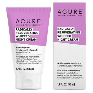 Acure - Radically Rejuvenating Whipped Night Cream
