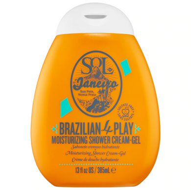 Sol de Janeiro - Brazilian 4 Play Moisturizing Shower Cream-Gel