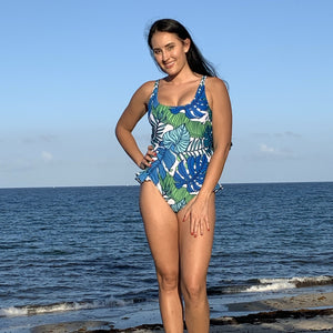 Costa Rica Palms Swimsuit
