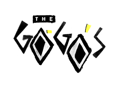 The Go-Go's Official Store logo