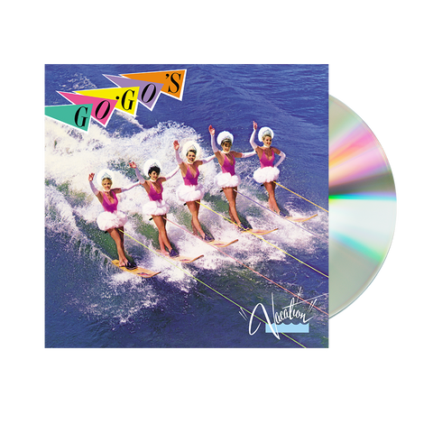 Vacation CD