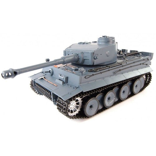 1/16 Tiger I RC Tank With Smoke And Sound - 2.4Ghz