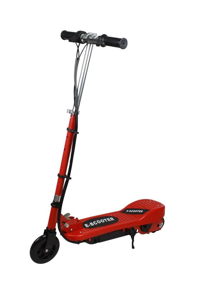 24V - Kids Folding Electric Scooter  - Red