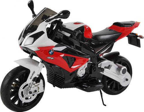 BMW 1000RR Kids Ride on Electric Motorbike 12v - Red
