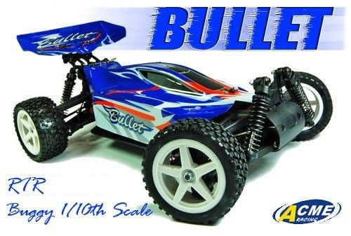 Bullet Electric RC Buggy - Brushless