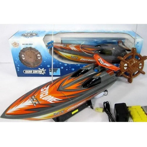Cyclone RC Radio Controlled Boat