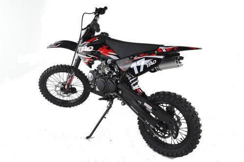 DB17 TAO USA Motocross Dirt Bike 125cc - RED