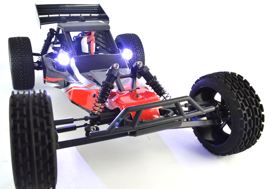 Dune Buggy 1 8 Scale 2wd Rc Car With Led Lights The