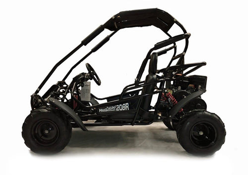 Hammerhead Mudhead -  Reverse 208R Kids Off Road Buggy - Black