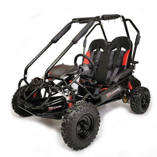 Hammerhead Torpedo 'SE' Kids Off Road Buggy - Black