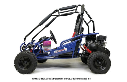 Hammerhead Torpedo 'SE' Kids Off Road Buggy - Blue