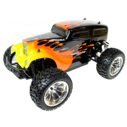 HSP Hot Rod 1:10 Scale Electric 4WD Monster Truck