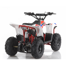 Load image into Gallery viewer, Orion - Kids 70cc Commander Petrol Quad - White